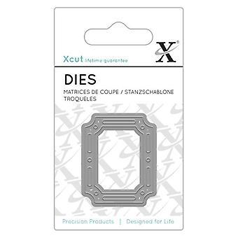 Xcut Dinky Die (1kpl)-kehys (XCU 503177)