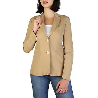 Armani jeans 3y5g44 women's long sleeves blazer