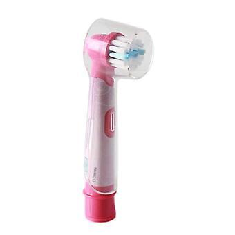 オーラルB保護カバー電動歯ブラシヘッド - クリーンフィットを保つ