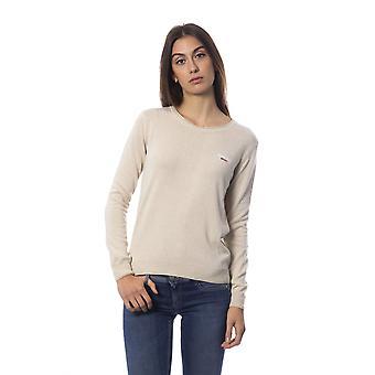 Roberto Cavalli Sport Beige Sweater RO855132-M