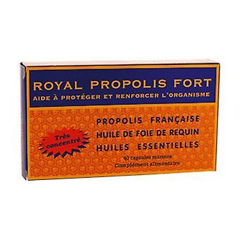 Royal Propolis Fort 40 capsules