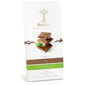 Balance - Milk Chocolate Bar - Stevia Sweetened