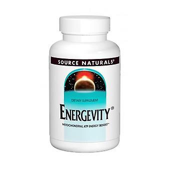 Source Naturals Energevity, 60 Tabs
