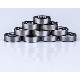 1-10pcs 604-609 2rs Rubber Sealed Deep Groove Ball Bearing