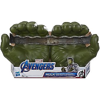Avengers marvel superhero adventures with the gamma grip fists for 5 year and