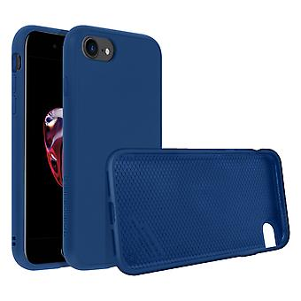 Back Cover iPhone SE 2020 / 8 / 7 Flexible Soft Touch SolidSuit Rhinoshield blue