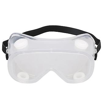 17cm Safety Glasses with Anti-Fog/Anti-Scratch Coating Eye Protection