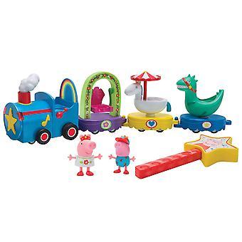 Peppa Pig - Peppa's Magic Parade Train