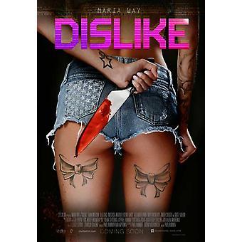 Abneigung gegen Movie Poster (11 x 17)