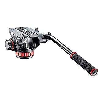 Manfrotto 502 fluid video head with flat base standard packaging