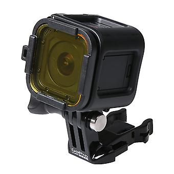 Standard Housing Diving Filter for GoPro HERO5 Session /4 Session(Yellow)