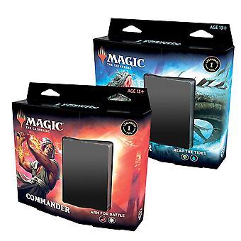 Magic The Gathering - 2-Pack Commander Legends Commander Decks