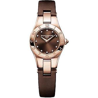 Baume & mercier watch linea 26mm m0a10090