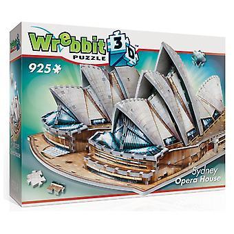 Wrebbit 3D Sydney Opera House (925pc)