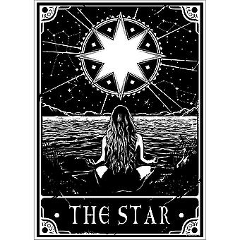 Deadly Tarot The Star Mini Poster