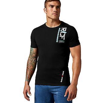 リーボック Rcf コーデュラ SS B87930 クロスフィット オールイヤー メンズ Tシャツ