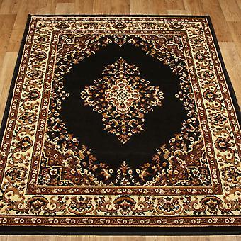 Keshan tapijten 112 Z chocolade Aubusson