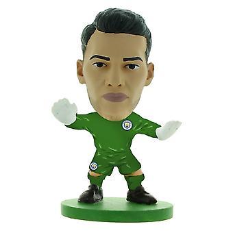 Manchester City FC Ederson SoccerStarz Figur