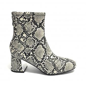 Women's Ankle Boot Gold&gold Tc 60 Ecopelle Print Grey Python Rock D20gg16