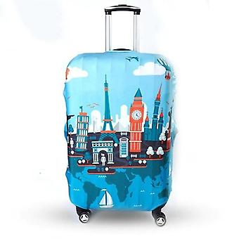 City Luggage Suitcase Protective Cover For Trunk Case Apply To 19''-32''