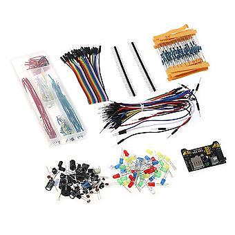 Arduino component starter kit preformed breadboard wire for uno r3