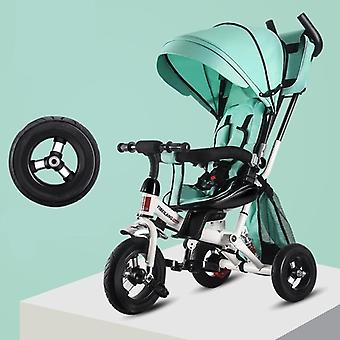 Folding Baby Tricycle Three Wheel Bicycle
