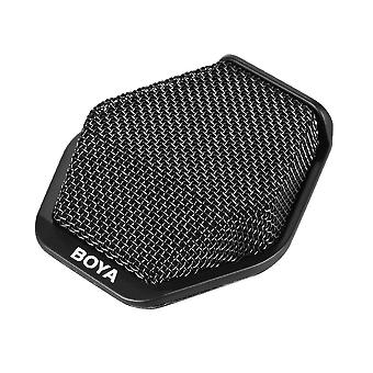 Super-cardioïde condensator conferentie microfoon met 3,5 mm audio jack & 5v usb interface 16ft