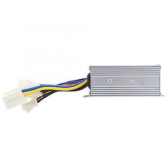 Electric Bike Motor Brushed Controller Box For Electric Bicycle