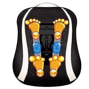 Massage pad multifunctional lumbar massage device cushion full-body cushion household