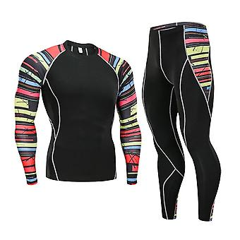 Male Ski Thermal Underwear Sport Suit