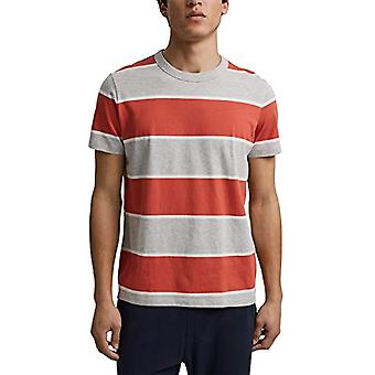 edc by Esprit 031CC2K307 T-Shirt, 647/Coral 3, M Man
