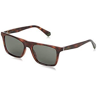 Polaroid PLD 6110/S Sunglasses, GREENHAVA, 53 Unisex-Adult