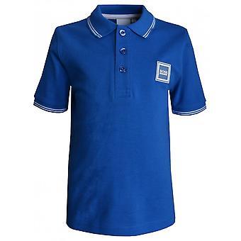 Hugo Boss Jungen Hugo Boss Kleinkind Junge blau Polo Shirt