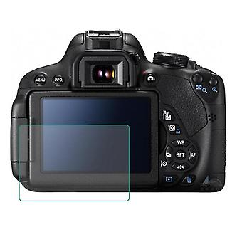 Tempered Glass Protector For Canon, Lcd Screen Protective Film