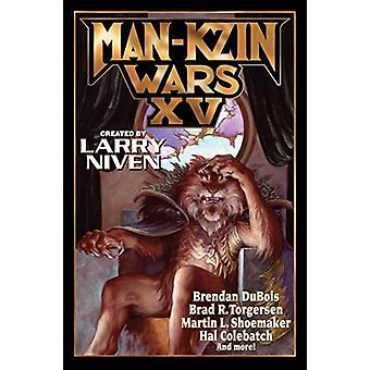 Man-Kzin Wars XV (Paperback, 2019)