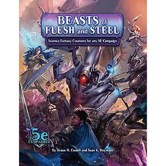 Dungeons & Dragons - Arcana der Alten: Bestien aus Fleisch und Stahl
