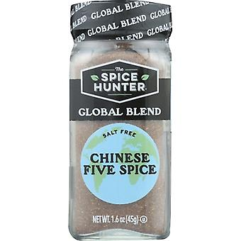 Spice Hunter Chinese 5 Spice, Case of 6 X 1.6 Oz