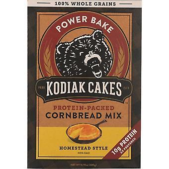 Kodiak Mix Cornbread, Case of 6 X 16.93 Oz