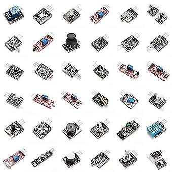 37 In 1 sensore modulo scheda set starter kit - prodotti che funzionano con schede ufficiali arduino