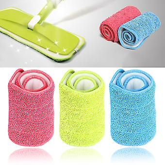 Practical Household Dust Cleaning Reusable Microfiber Pad For Spray Mop