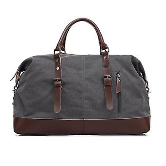 Canvas Travel Tote Duffel Carry On Bag
