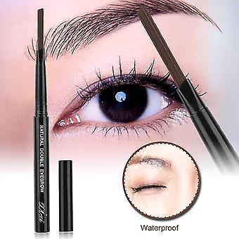 Single Head Automatic Eyebrow Pencil Waterproof Cosmetics Makeup Soft Powder