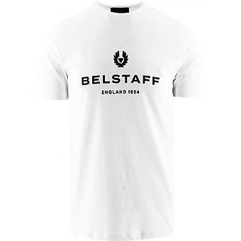 Belstaff White 1924 2.0 T-Shirt