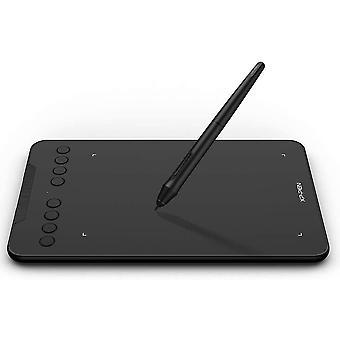 """Deco mini7 7"""" Grafiktablett Pad zum Zeichnen Schreiben Unterschriften 60° Tilt für Windows, Mac und"""