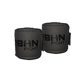 Urban Fight Boxing MMA Sports Fighting Hand Wraps Black - 4m