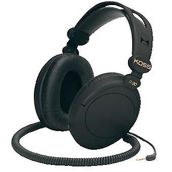 """Koss Stereo OverEar Headphone """"R80"""", Black"""