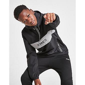 New Sonneti Boys' Beltroy Lightweight 1/2 Zip Jacket from JD Outlet Black