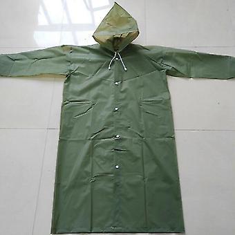 Men Women Waterproof Jacket Rain Wear