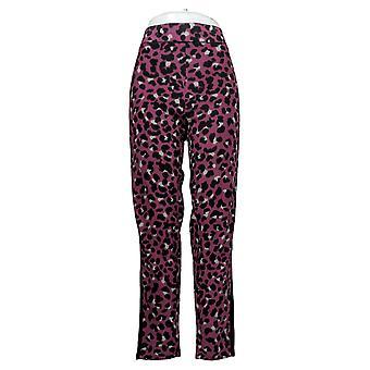 Weiche & gemütliche Damen Leggings plus Polyester Pink 663276