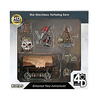 WizKids 4D-innstillinger: Krigsmaskiner: Battering Ram